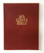 Bible Grenat