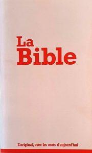 Bible souple éco